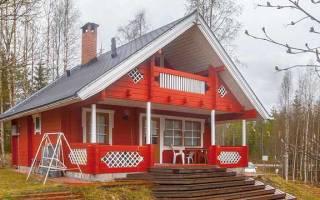 Дачные домики фото