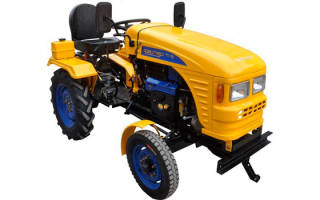 Мини-трактора «Файтер» фото