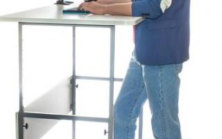 Регулируемые столы фото