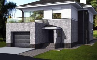 Проекты домов в современном стиле