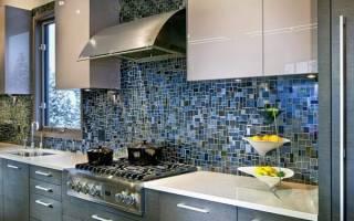 Выбираем плитку-мозаику для декорирования кухни