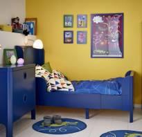 Детские раздвижные кровати Ikea