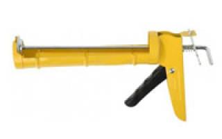 Как выбрать пистолет для герметика?