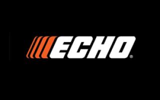 Бензокосы Echo фото