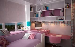 Фиолетовая спальня фото
