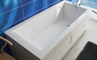 Особенности ванн из литьевого мрамора