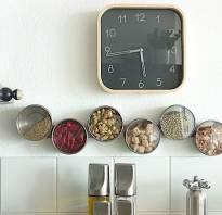 Выбираем настенные часы