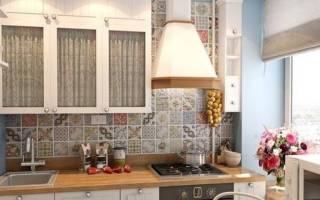 Идеи дизайна маленькой кухни с холодильником в «хрущевке»