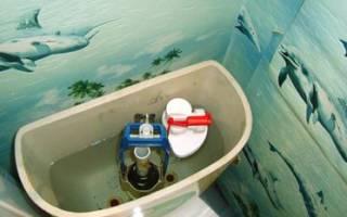 Выбор правильной арматуры для унитаза при боковой подводке воды