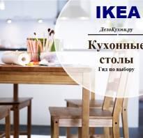 Столы Ikea фото