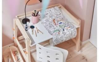 Детский стол Ikea