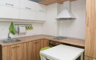 Особенности планировки кухни в «хрущевке»
