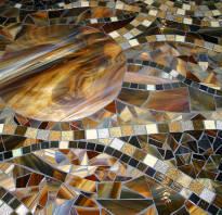 Декоративная мозаика фото
