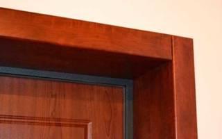 Особенности установки доборов на двери