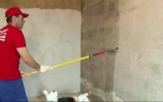 Нужно ли грунтовать стены перед шпаклевкой?