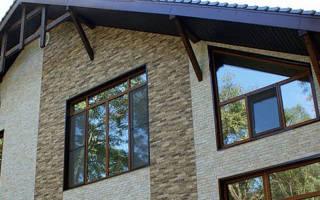 Японские фасадные панели для частного дома