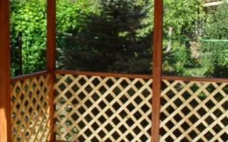 Пошаговая инструкция изготовления веранды из дерева своими руками