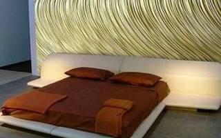 3D фотообои на стену в спальню