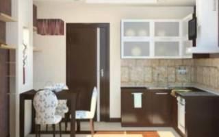 Бело-коричневые кухни фото