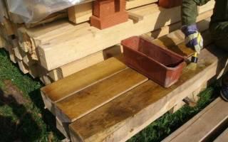 Как построить теплицу из бруса