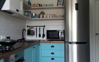 Дизайн кухни площадью 8 кв. м