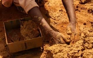 Кирпич из глины
