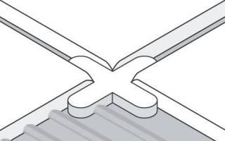 Зачем нужны крестики для плитки?