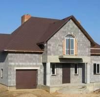 Строим дом из керамзитобетонных блоков