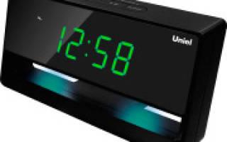 Настольные электронные часы