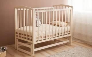 Выбираем детскую кровать с маятником