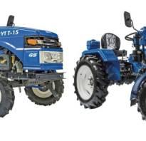 Мини-тракторы «Скаут» фото