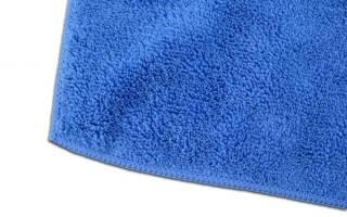Характеристика и свойства полотенец из микрофибры