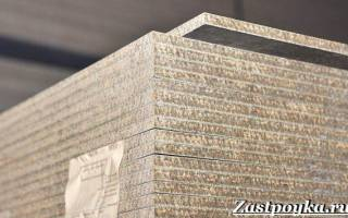 Цементно-стружечная плита фото