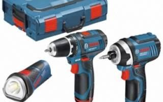 Особенности выбора и технические характеристики шуруповертов Bosch