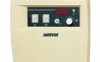 Электропечи Harvia для сауны