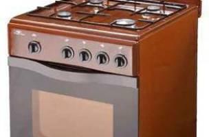 Модельный ряд кухонных плит «Лада» и инструкция по их применению