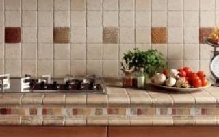 Разновидности керамической плитки для кухни и рекомендации по ее выбору