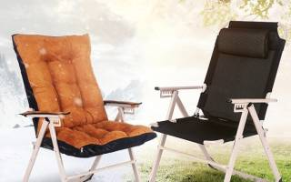 Особенности складных деревянных стульев