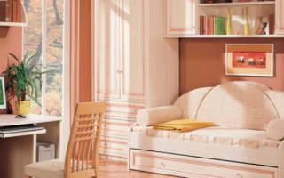 Выбираем детский спальный гарнитур