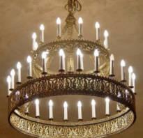 Потолочные светильники фото