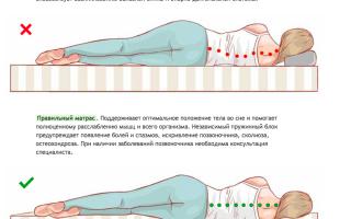 Ортопедические матрасы фото