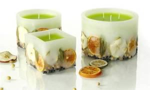 Как сделать фитиль для свечи?