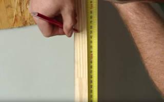 На какой высоте устанавливаются дверные ручки?