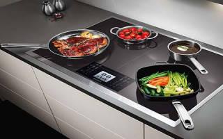 Особенности ремонта индукционных плит