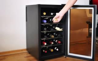 Выбираем шкаф для вина