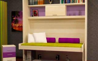 Столы-кровати трансформеры фото