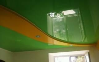 Срок службы натяжных потолков