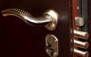 Тонкости установки дверных замков