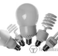 Энергосберегающие лампы фото