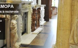 Камины из мрамора в дизайне интерьера